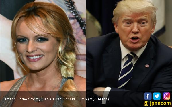 Cerita Bintang Bokep Simpanan Trump: Berawal dari Golf - JPNN.com