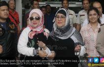Usai Mengamuk, Anak Elvy Sukaesih Kini Diisolasi di RSKD - JPNN.com