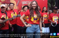 Alasan Aura Kasih Tolak Job Malam Tahun Baru - JPNN.com