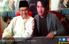Reza Rahadian Video Call Sama BJ Habibie, Begini Kondisinya - JPNN.com