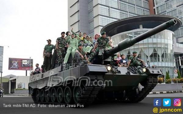 TNI AD Sesalkan Insiden Maut Tank Kostrad Pembawa Murid PAUD - JPNN.com