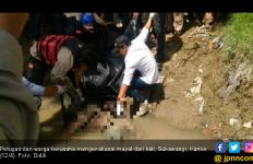 Identitas Pria di Kali Bekasi Masih Misterius - JPNN.com