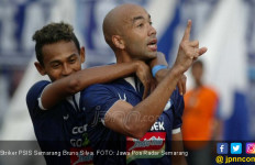 Liga 1 2019: Bruno Silva Kembali Perkuat PSIS Semarang hingga Akhir Musim - JPNN.com