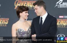 Scarlet Johansson Akhirnya Berani Pamerkan Pacar ke Publik - JPNN.com