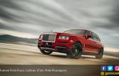 SUV Mewah Rolls Royce Berjarak Dekat ke Indonesia - JPNN.com