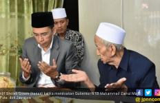 TGB Beralih Dukung Jokowi, Dampaknya Luar Biasa - JPNN.com
