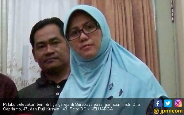 Pernikahan Puji dengan Dita Oeprianto Tanpa Restu Orang Tua - JPNN.com