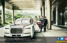 Rolls Royce Phantom Baru