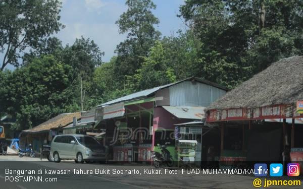 Bukit Soeharto Dicoret dari Daftar Calon Lokasi Pemindahan Ibu Kota - JPNN.com