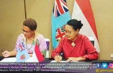 Perkuat Pemberdayaan Perempuan, RI Gandeng Fiji - JPNN.com