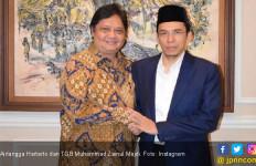 Airlangga Yakin Banget Dukungan TBG Bakal Kerek Suara Jokowi - JPNN.com