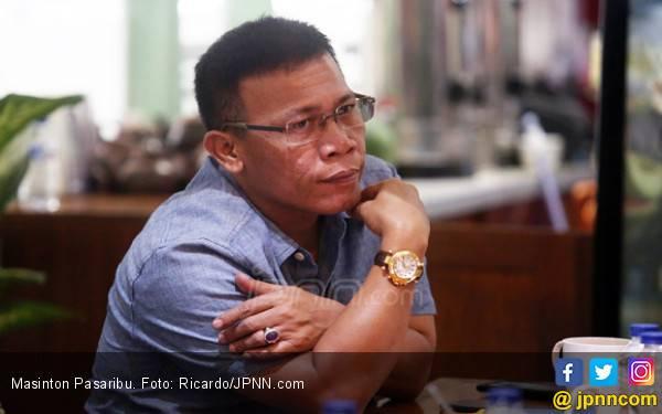Masinton PDIP Diminta Tidak Ikut Campur Urusan Golkar - JPNN.com