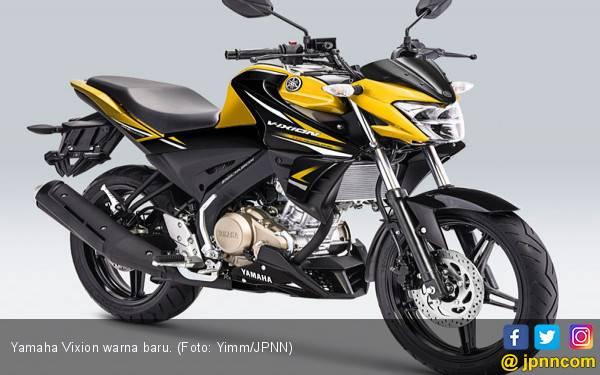 Enam Warna Baru Yamaha Vixion, Segini Harganya - JPNN.com