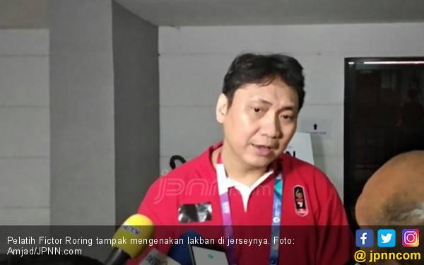 Aduh! Jersey Timnas Basket Asian Games 2018 Pakai Lakban - JPNN.com