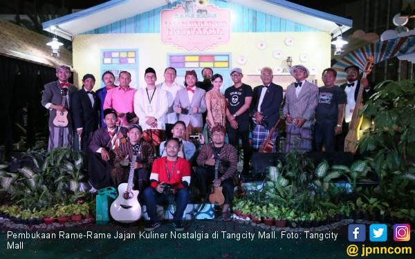 Yuk, Ke Rame-Rame Jajan Kuliner Nostalgia di Tangcity Mall - JPNN.com