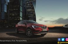 Renault Arkana Segera Ganggu Dominasi BMW X2 dan E-Pace - JPNN.com