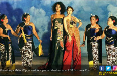 Inspirasi Wayang di Panggung Paris Fashion Week - JPNN.com