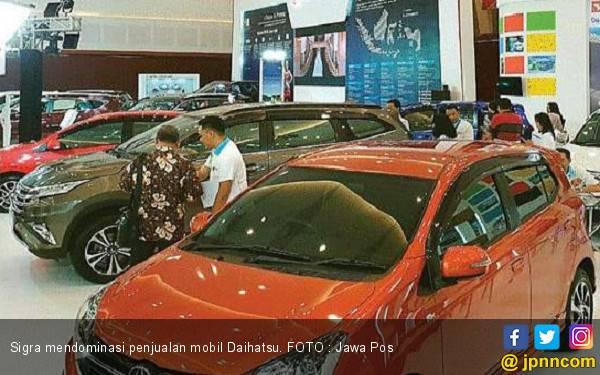 Daihatsu Betah jadi Merek Mobil Terlaris Kedua Selama 10 tahun - JPNN.com