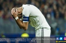 Kemasukan Cepat, Frustrasi, Real Madrid Dipukul CSKA Moscow - JPNN.com