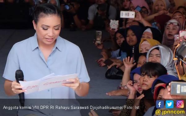 Saraswati Djojohadikusumo: Gerakan Emas Inisiatif Emak-Emak - JPNN.com