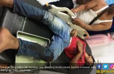 Kabur dari Sel, Bambang Terkapar Diterjang Peluru Polisi - JPNN.com
