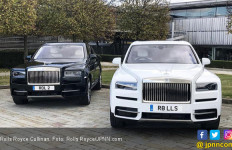 Dari 4.107 Unit, Tidak Ada Rolls Royce Cullinan yang Identik - JPNN.com