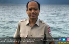Akhirnya, Kepala Humas BNPB Sutopo Bertemu Raisa - JPNN.com