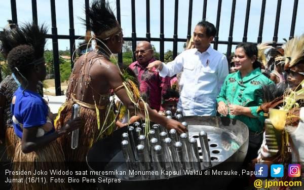 Moeldoko: Ada Yang Belingsatan Lihat Jokowi Gencar Bangun Papua - JPNN.com