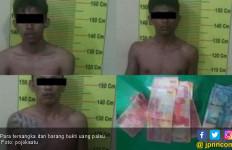 Tiga Pria Diamuk Warga Lantaran Belanja Pakai Uang Palsu - JPNN.com