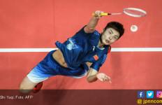 Shi Yuqi Menang, Tiongkok Unggul 2-0 dari Thailand - JPNN.com