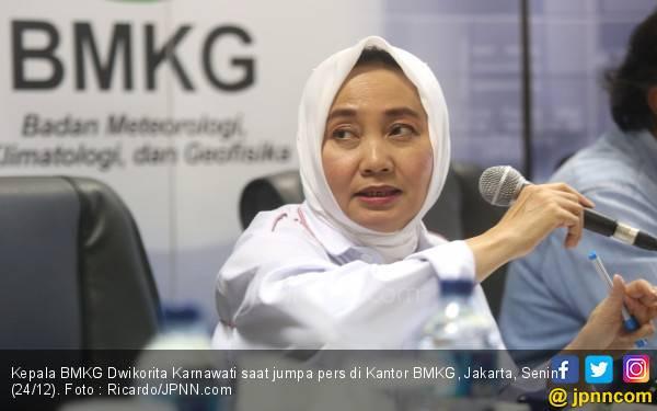 BMKG Akhiri Peringatan Dini Tsunami Pascagempa di Barat Daya Pandeglang - JPNN.com