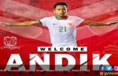 Madura United: Andik Vermansah & Persebaya Sama-Sama Ikhlas - JPNN.com