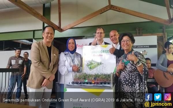 Onduline Tantang Arsitek Muda Melalui Kompetisi Desain Green Roof - JPNN.com