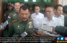 100 Prajurit TNI dari Satuan Tempur Siap Berangkat, Pasti Bisa! - JPNN.com