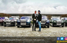 Demi Mencocokkan dengan Serban, Reuben Borong 6 Rolls Royce Sekaligus - JPNN.com