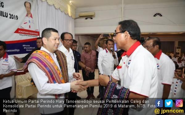 Hary Tanoe Dorong Pembangunan Pariwisata NTB - JPNN.com