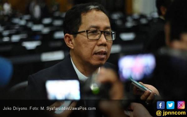 Akhirnya, Pak Joko Driyono Ditahan Satgas Antimafia - JPNN.com