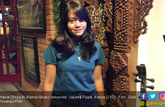 Hanin Dhiya Isi Soundtrack Film Dilan 1991 - JPNN.com