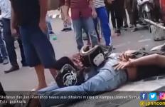 Dituduh Maling Motor dan Helm, Dua Pemuda Tewas Dihakimi Massa - JPNN.com