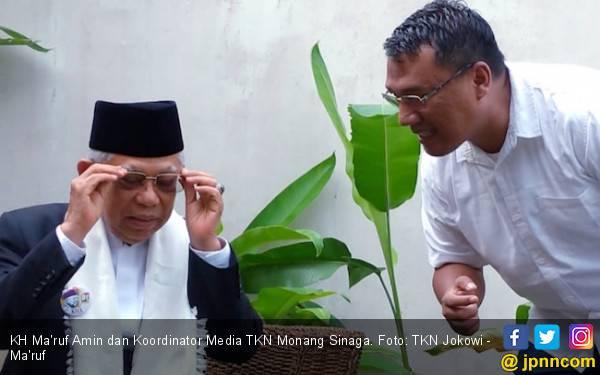 Ma'ruf Amin Jernihkan Kasus Emak-Emak di Karawang - JPNN.com