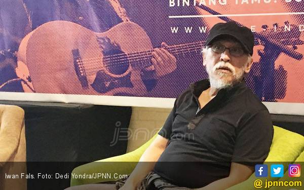 Iwan Fals Sempat Takut Dipenjara Gegara Buku Bumi Manusia - JPNN.com