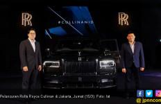 SUV Paling Mewah dari Rolls Royce Menyapa Indonesia - JPNN.com