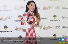 Cerita Via Vallen Saat Mendapat Penghargaan di Rusia - JPNN.com