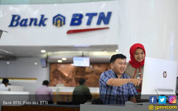 BTN Salurkan KPR untuk ASN, TNI dan Polri di Palembang - JPNN.com