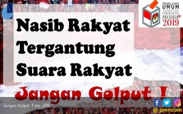 4 Penyebab Angka Golput Pemilu 2019 Cukup Rendah - JPNN.com