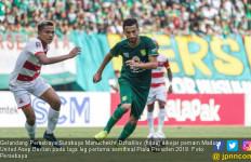 Persebaya 1-0 Madura United: 50 Ribu Bonek Tebar Teror, Andik Tidak Berkutik - JPNN.com
