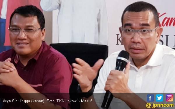 Arya Sinulingga: Pak Jokowi Harus Menang di Asahan - JPNN.com