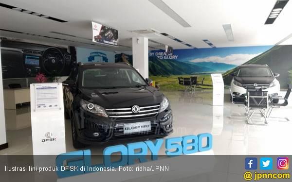 DFSK Boyong Varian Pintar Glory 580 di GIIAS 2019 - JPNN.com