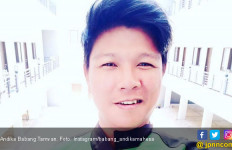 Dituding Tipu Dinar Candy, Begini Penjelasan Babang Andika - JPNN.com