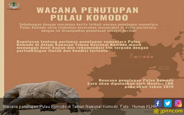 Garda NTT Tolak Rencana Relokasi 2.000 Warga Pulau Komodo - JPNN.com